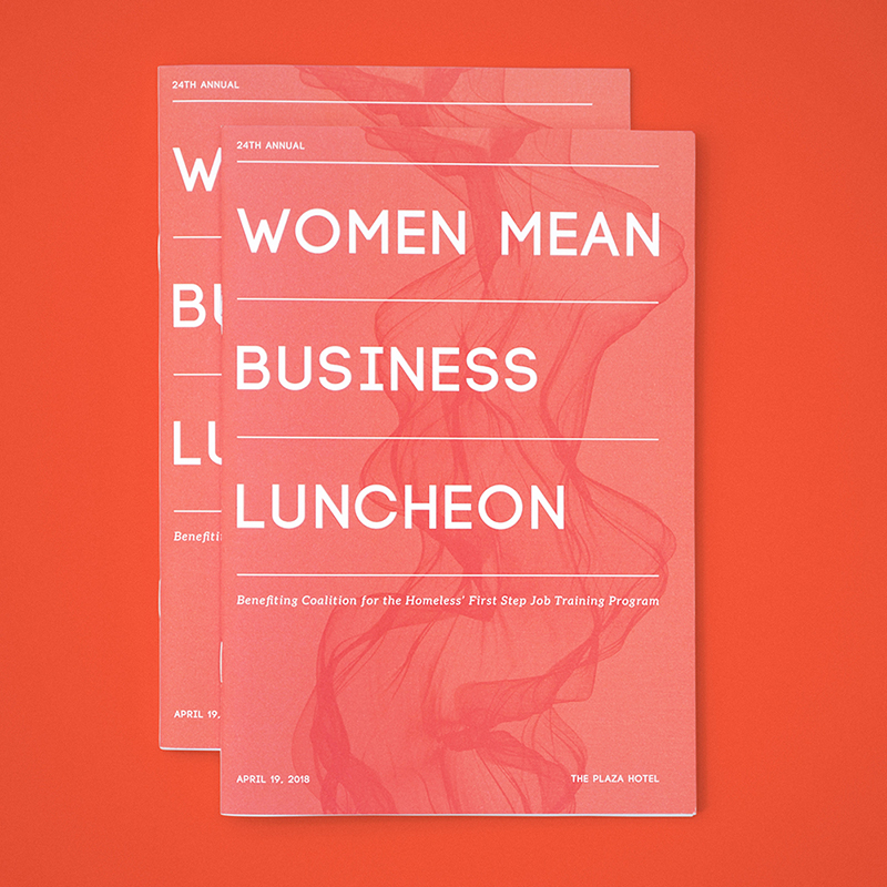 24th Women Mean Business Lucheon